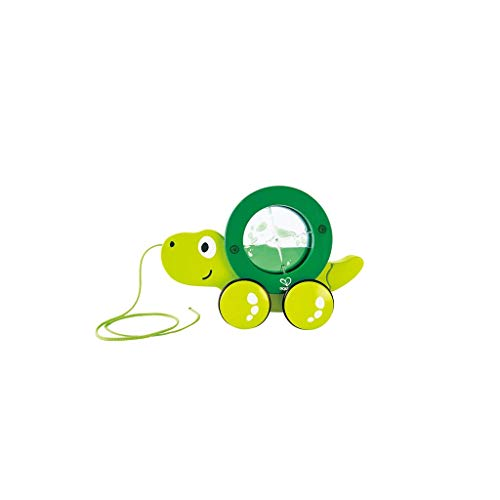 Lowest Prices! Llsdls Pull Along Toy -Hand Pull Carts Baby Walker,Creative Animals Vehicles Toy