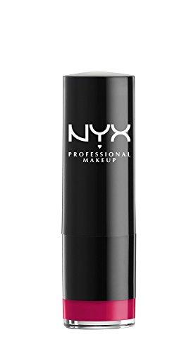 NYX - Extra Crémeux ronde Rouge à lèvres # 516A Chic Rouge - 0,14 onces. (4 g)