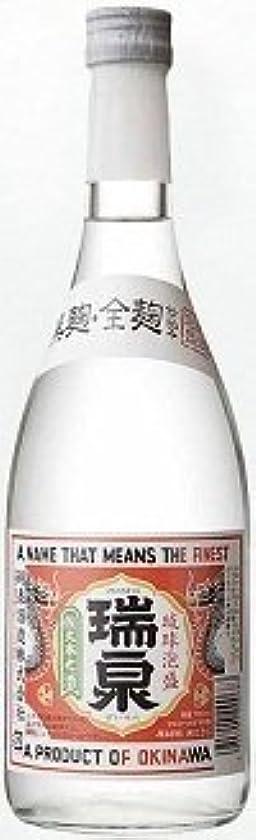 分析的なデッド利用可能瑞泉酒造 瑞泉 赤ラベル 泡盛25度 720ml.snb お届けまで6日ほどかかります