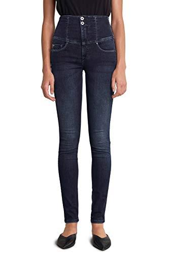 Salsa Jeans Diva, Skinny, mit Schlankheitseffekt, Soft Touch