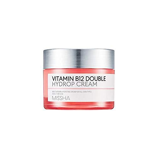MISSHA Vitamin B12 Doppelt Hydrop Creme, 50 ml