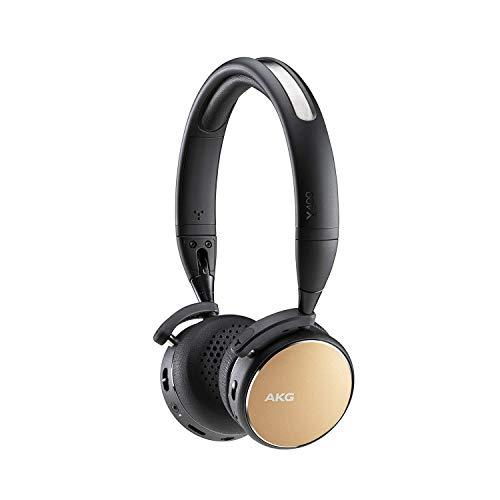 【AKG公式ストア】 AKG Y400 WIRELESS Bluetooth ワイヤレスヘッドホン AAC/SBC対応 オリジナルステッカー付き AKGY400BT-E (ローズゴールド)