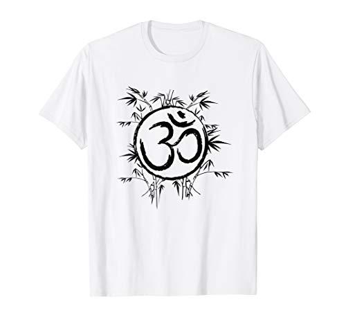 Buddhistisches Symbol OM Zeichen Yoga Tao Zen T-Shirt