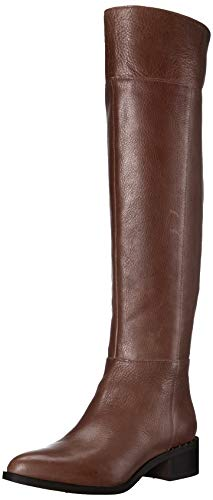 Franco Sarto Women's Daya Over The Knee Boot, Brown, 10 M US
