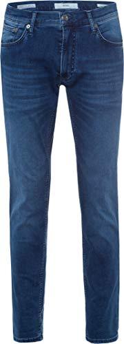 BRAX Herren Style Chuck Jeans, ROYAL Blue Used, 33W / 34L