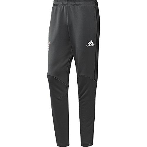 adidas Herren FC Bayern Presentation Pant Präsentationshose, DGH solid Grey, XS