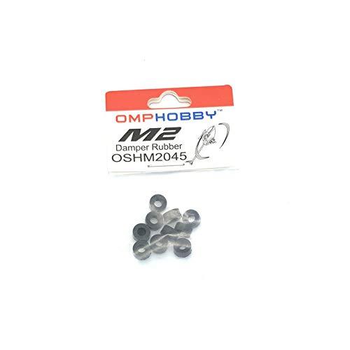 OMPHOBBY M2 Ersatzteile Dämpfergummi (10 Stück) Für M2 V2 / Explore