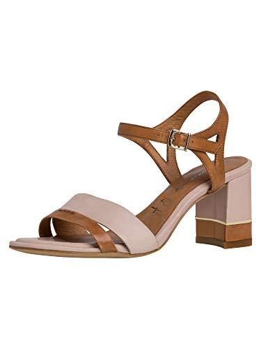 Tamaris Damen 1-1-28033-24 392 Sandalette ANTIshokk, Touch-IT, ANTIslide