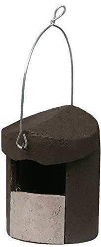 Schwegler Nistkasten, Nisthilfe Halbhöhle 2H, Höhlenbrüter, Holzbeton, Made in Germany