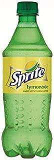 Sprite Lymonade Lemon-Lime and Lemonade Soda 20 Ounce - Case of 24