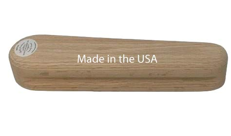 Jacksons Woodworks Small Oak Tailors Clapper