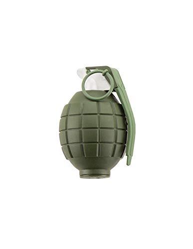 DISBACANAL Kunststoff Handgranaten Waffe für Bundeswehr Kostüme