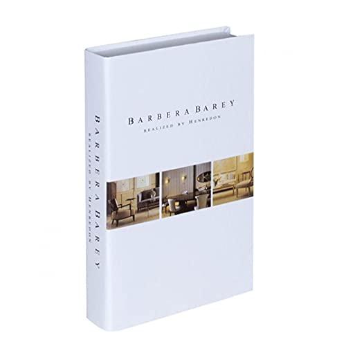 DierCosy Tools Decorativo Libro Sistema de la Caja, Caja de Dinero, Caja de almacenaje Style Magazine Decorativo para el hogar Decoración estantería, el Elemento Oculto