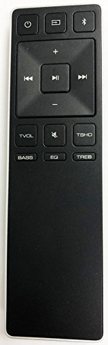New XRS320n-E3 Remote Control for Vizio SoundBar