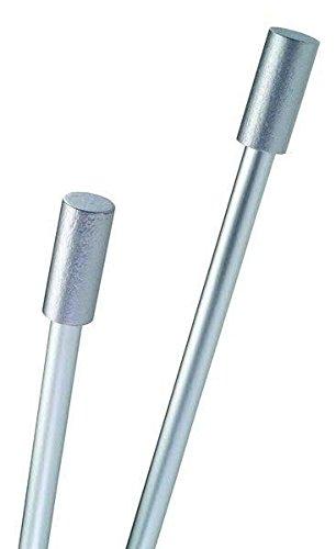 Bannerstäbe für faltenfreies Hängen - 2 Stück - Optimal für Banner mit Breite 90cm - Bannerzubehör
