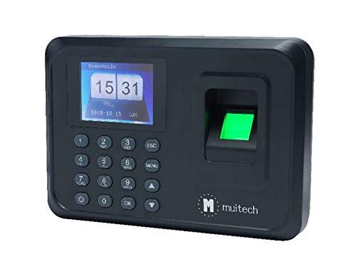 Reloj Checador De Huella Digital marca M MUITECH