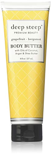 Deep Steep Body Butter - Grapefruit Bergamot