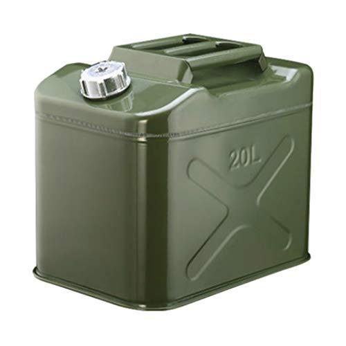 TYX 20L Kraftstoffdose Metall, Tragbare...