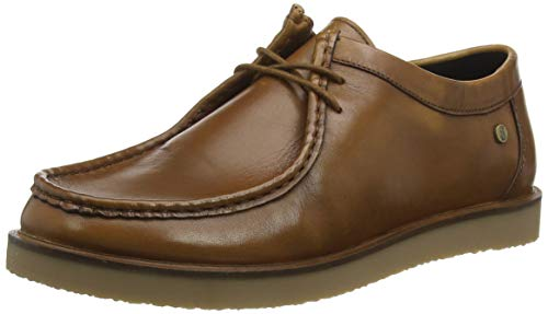 Hush Puppies Will Wallabee, Mocasines Hombre, Marrón Bronceado, 40.5 EU