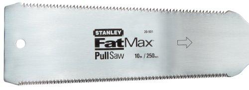 Stanley FatMax Japansäge-Ersatzblatt (fein und grob 8 & 17 Zähne/Inch, JetCut, ergonomischer Bi-Material Griff) 0-20-516