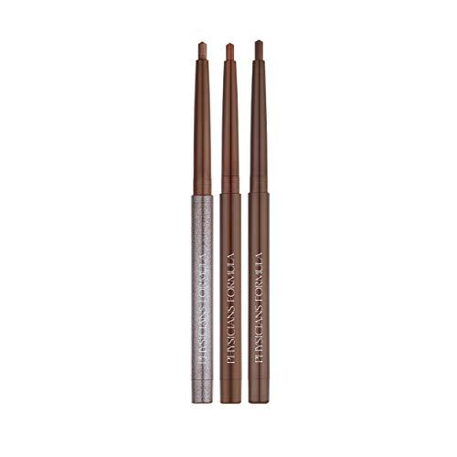 Physicians Formula Eye Booster Gel Eyeliner Trio, Brown, 0.04 Ounce (Best Eyeliner For Oily Lids Singapore)