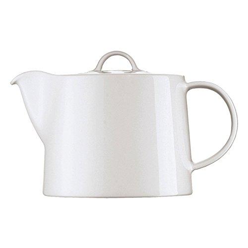 Arzberg Cucina Teekanne / 6 Personen, Tee Kanne, Porzellankanne, Bianca, Porzellan, 1.5 L, 42116-800001-14147