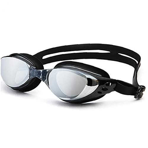 Zonster Gafas De Natación Óptica De La Prescripción De La Nadada Piscina Gafas contra La Niebla Profesional De Los Vidrios a Prueba De Agua Conjunto Hombres Mujeres