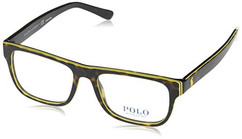 Polo Ralph Lauren - Occhiali da vista PH 2217 HAVANA 52/17/145, uomo