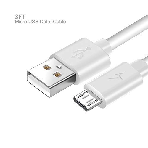 USB Data/Charger Cable for Sony MDR-ZX770DC, MDR-1000X, MDR-100ABN, WH-CH700N Bluetooth Headphones