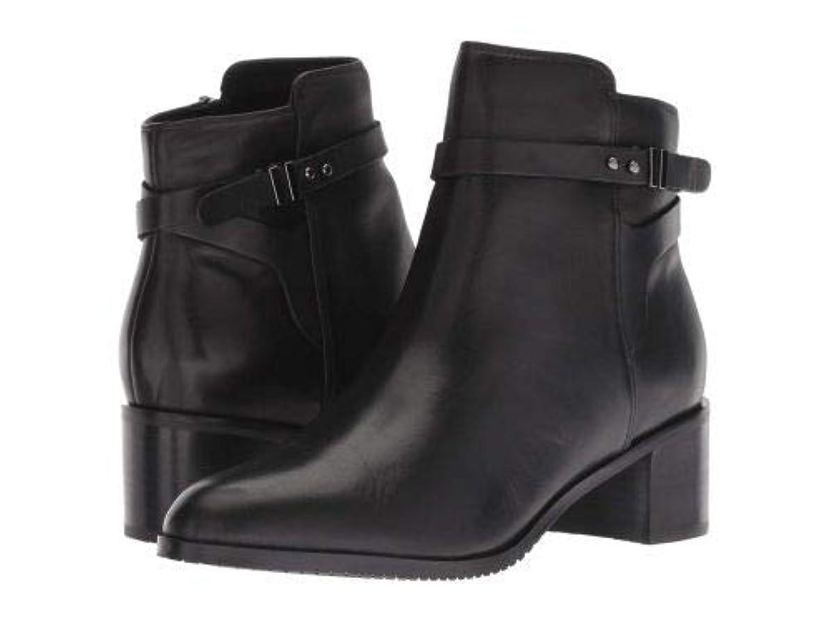 訪問羊インシュレータClarks(クラークス) レディース 女性用 シューズ 靴 ブーツ アンクルブーツ ショート Poise Freya - Black Leather [並行輸入品]