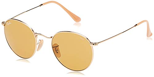 Ray-Ban Junior 0rb3447 90644i 50 Zonnebril, Goud (Dorado)
