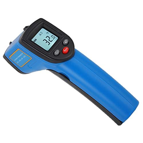 Termómetro, Probador De Temperatura Portátil Con Emisividad Ajustable Para La Industria