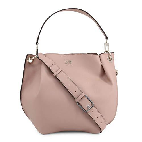 Guess Digital Hobo, Handbag Donna, Rosa Cipria, UNI