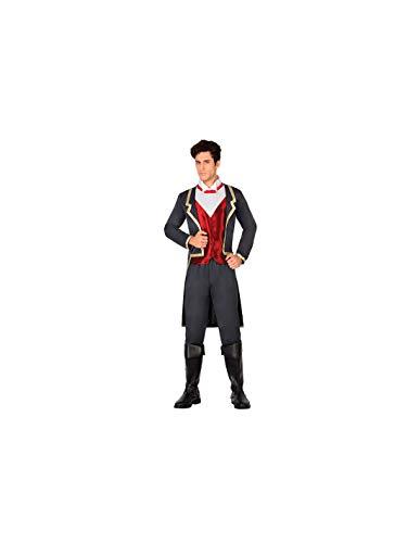 DISBACANAL Disfraz de Caballero sureo Adulto - -, XL
