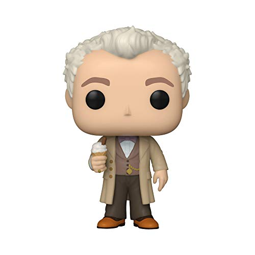 Funko Pop! TV: Good Omens - Aziraphale with Book (Styles May Vary)