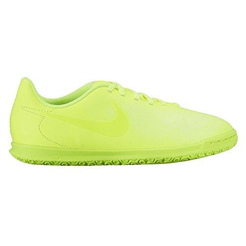 Nike Magista Ola II IC Kinder Fußball Hallenschuhe gelb - 6Y