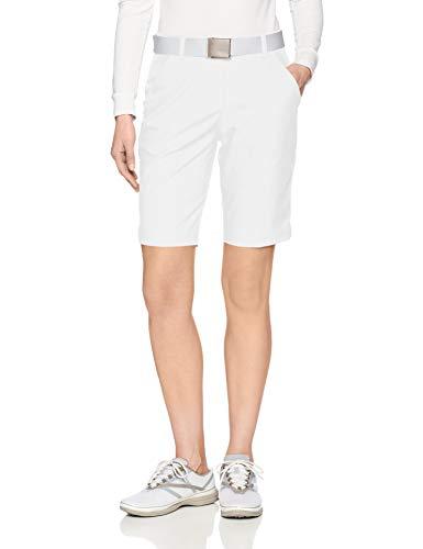 PUMA Golf Damen W Pounce Bermuda Uns 40 Bright White