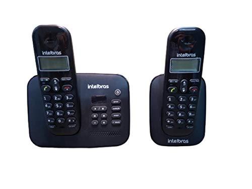 KIT TELEFONE SECRETÁRIA ELETRÔNICA TS 3130 + 1 RAMAL TS 3111