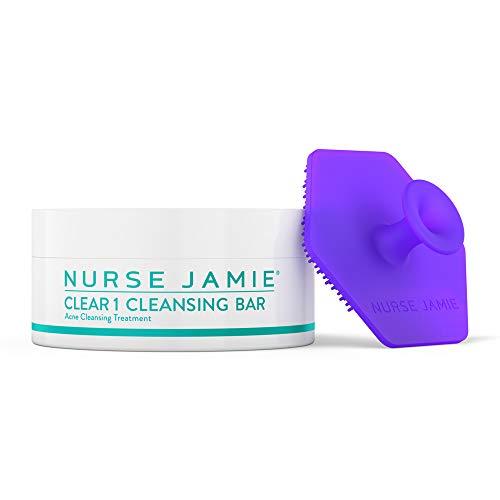 Nurse Jamie Clear 1 Acne Cleansing Bar in a Jar