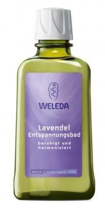 Weleda Lavendel Entspannungsbad 200 ml