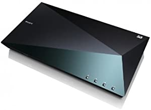 Sony BDP-S5100 3D Blu-ray Disc Player with Wi-Fi (2013 Model)