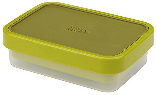 Joseph Joseph Go Eat Compact 2-in-1 Lunch Box, grün