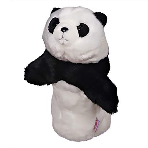 Oversized Panda Golf Headcover - Driver Cover Protection