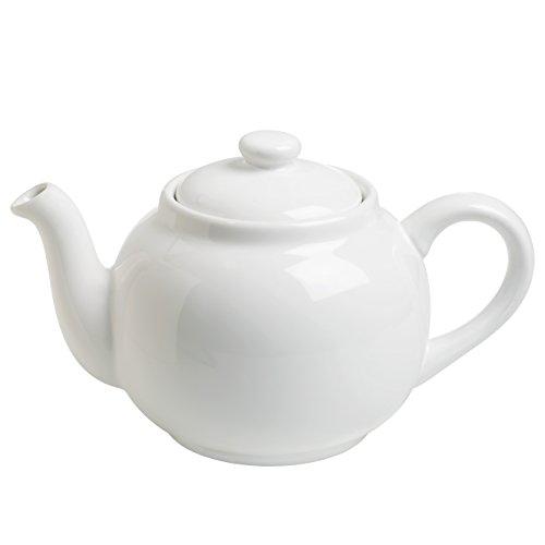 Maxwell & Williams InfusionsT Kaffeekanne, Keramik, weiß, 26 x 16.5 x 15.5 cm