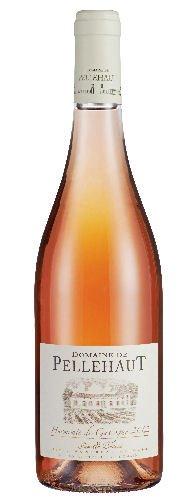 6 x Domaine de Pellehaut Gascogne Rosé 2019 im Sparpack, trockener Roséwein aus Languedoc