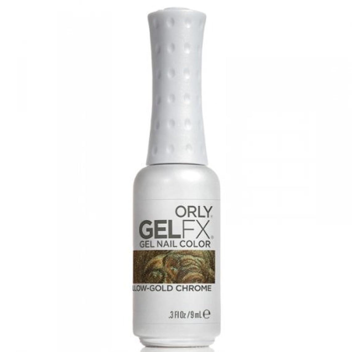 型ジェームズダイソンカーペットOrly GelFX Gel Polish - Yellow-Gold Chrome - 0.3oz / 9ml