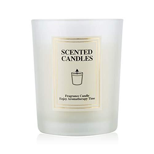 Yunnyp Regalos de Velas Perfumadas Velas de Soja Perfumadas Heladas Regalos para Las Mujeres en La Oficina en Casa
