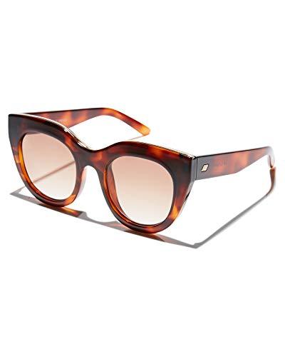 Le Specs Air Heart Toffee Tortoise Cat Eye Sunglasses Taglia unica Tortoise