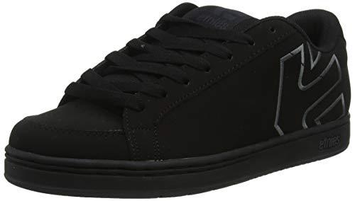 Etnies Men's Kingpin 2 Skate Shoe, Black/Charcoal, 9 Medium US