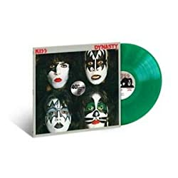 Dynasty - Exclusive Limited Edition Translucent Green Colored Vinyl LP(40th Anniversary Edition)